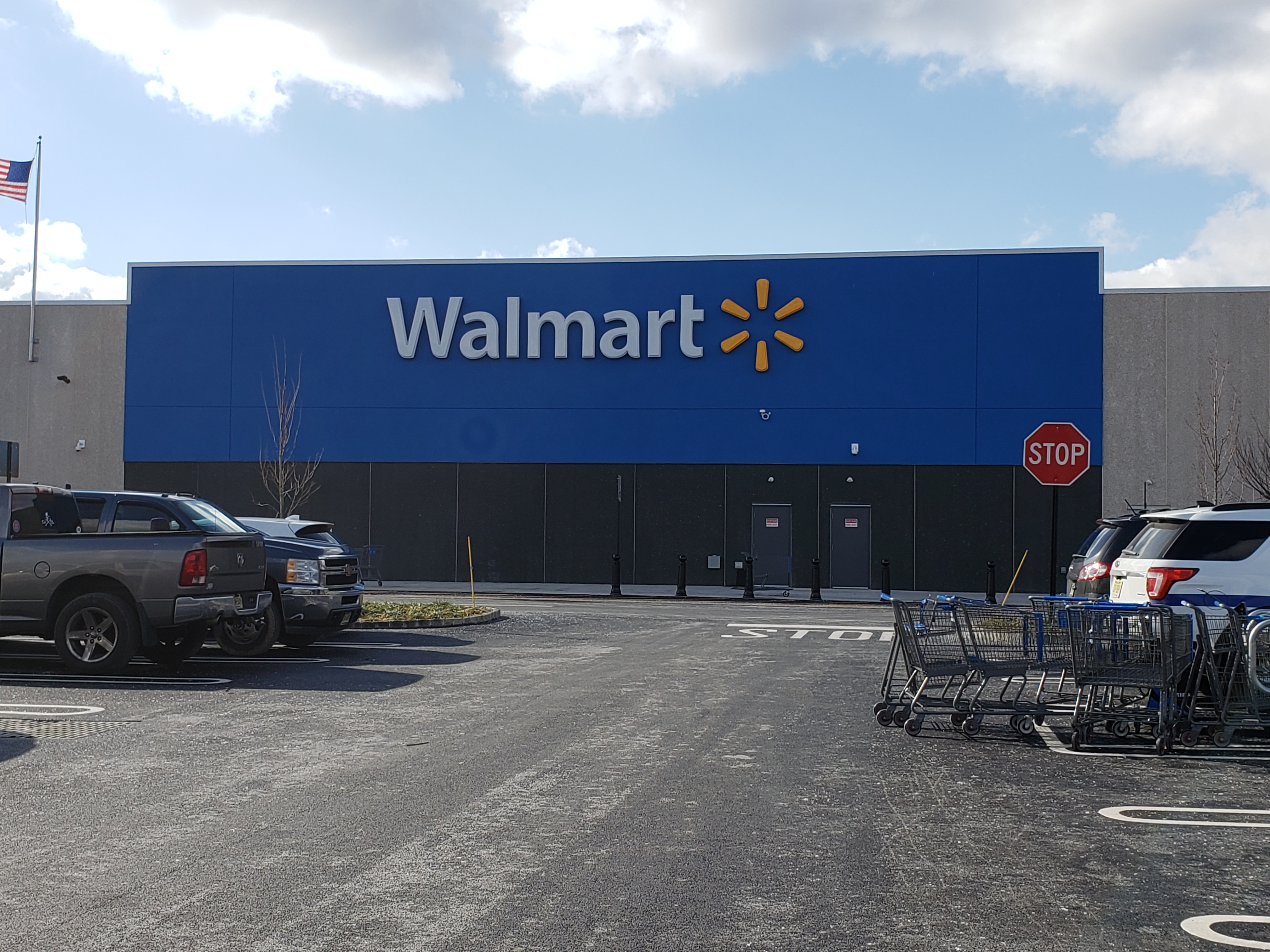Walmart at Ledgewood Commons, Roxbury, NJ