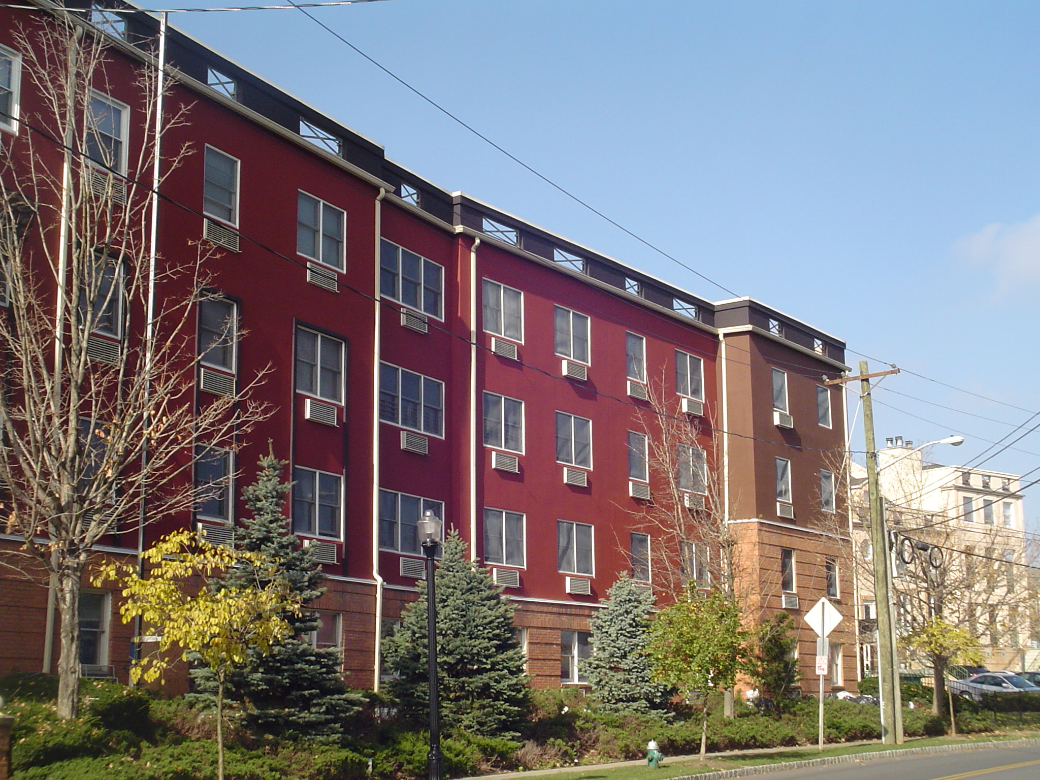 EIFS Removal and Hardcoat Stucco Replacement - Apt Bldg in Essex County