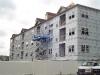 Hardcoat stucco - apartment building - Passaic County