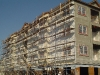 Hardcoat stucco - apartment building - Passaic County