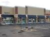 EIFS, thin brick veneer, stone veneer facade - retail space - Linden, NJ