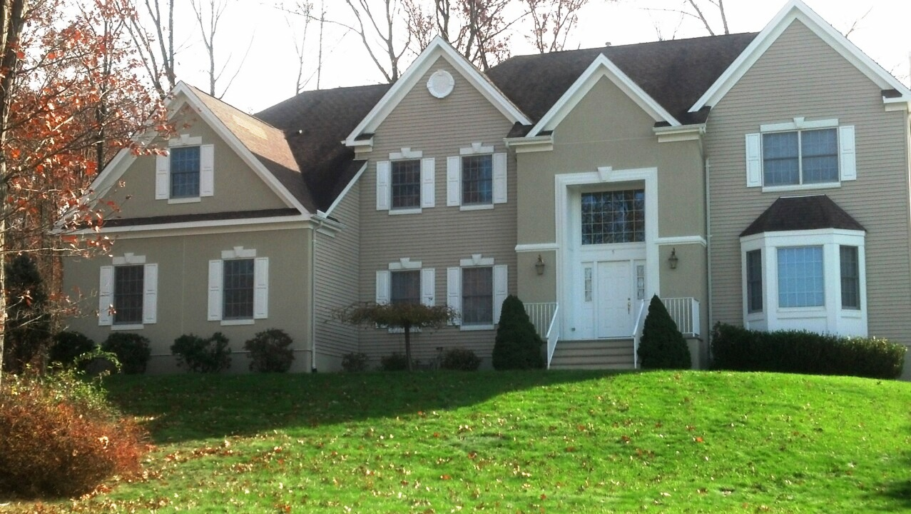 Replaced EIFS with hardcoat acrylic stucco system - Somerset County