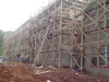 OSHA compliant scaffolding.