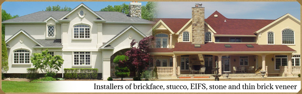 American Brickface and Stucco Exteriors
