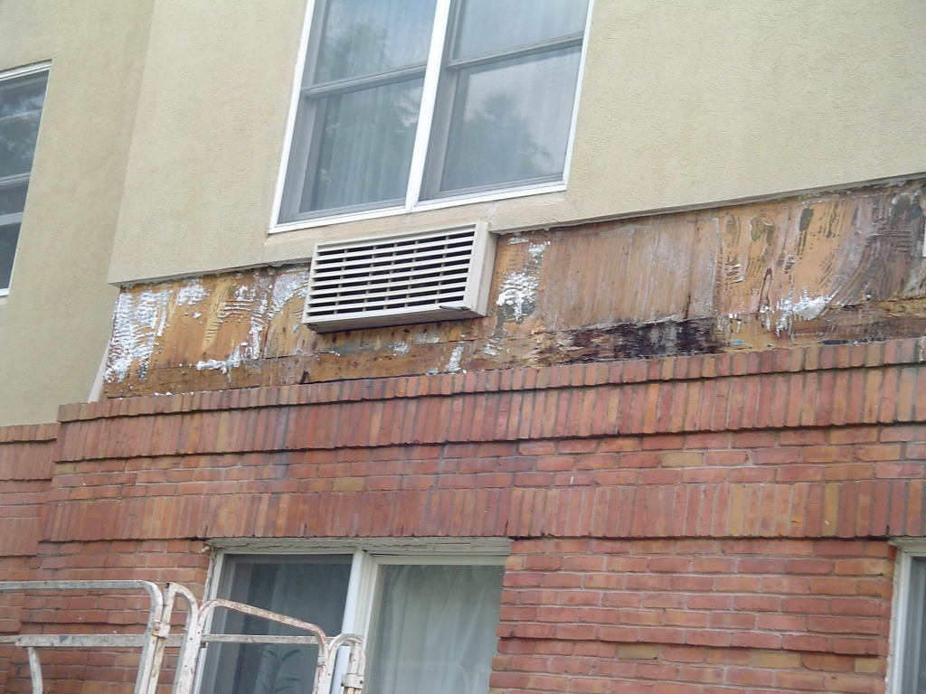Eifs Removal And Replacement American Brickface
