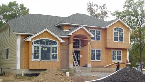 New construction of custom home in Essex County