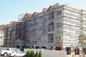 OSHA compliant scaffolding