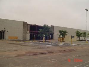 K Mart before renovation